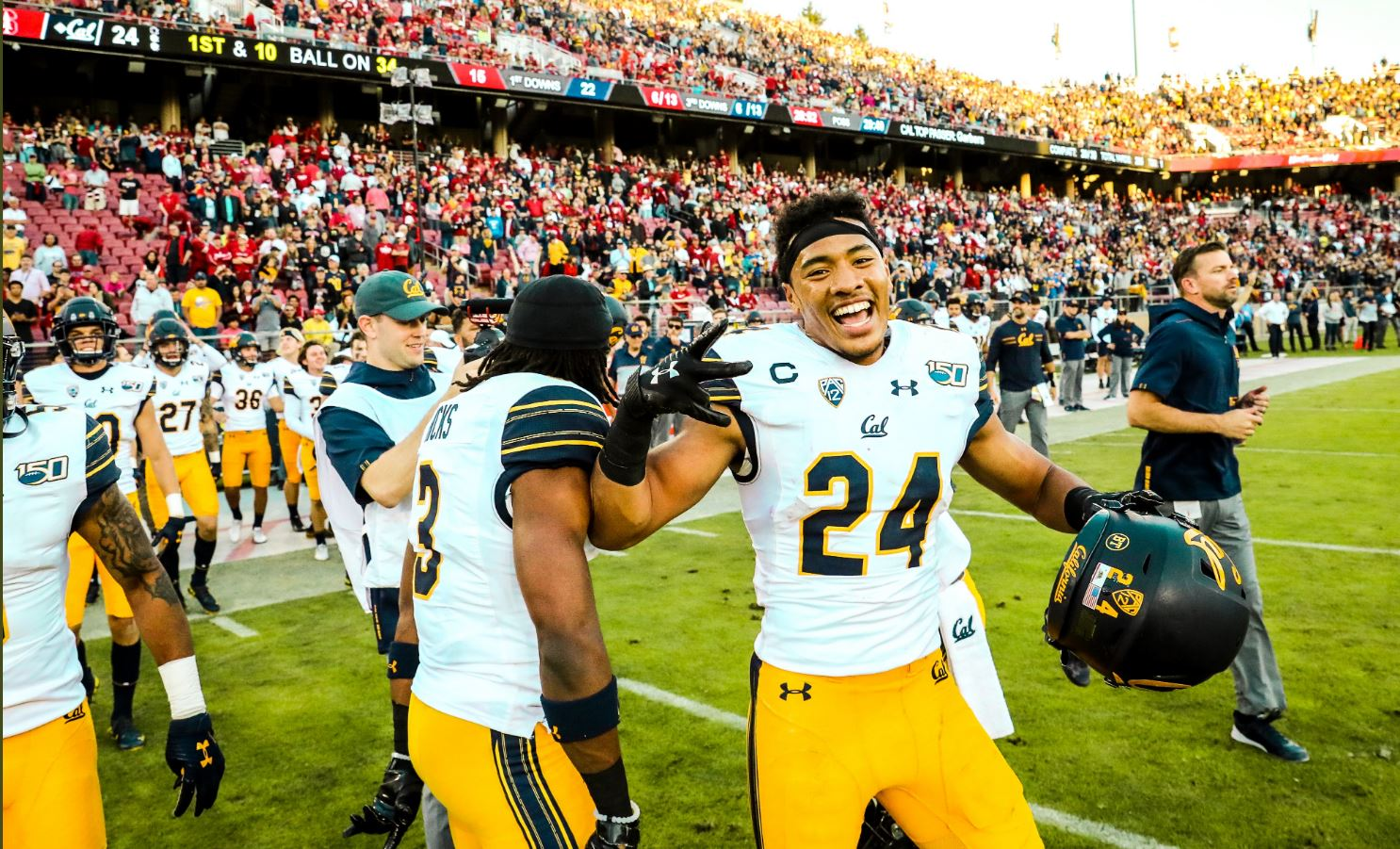 Week 14 2019 P5 Bowl Eligibility Report: A Wild Week in the Pac-12