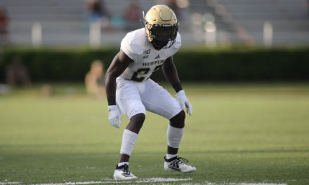 Pre-Draft Q&A With Wofford CB George Gbesee