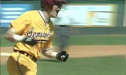 25-Year Nole Anniversary: Mike Martin Jr. Hits Walk-Off Homer to Beat Miami
