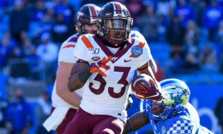 Virginia Tech's McClease Preparing for NFL Draft
