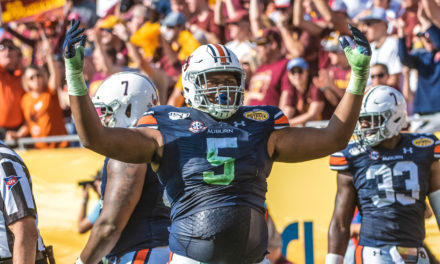 NFL Draft: Derrick Brown to the Panthers