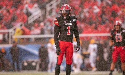 NFL Draft: Jaylon Johnson Locks Down Chicago