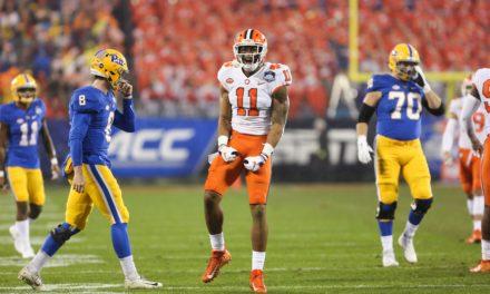 2020 NFL Draft: Clemson LB Isaiah Simmons Selected by Arizona Cardinals