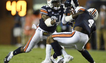 NFL Draft: Auburn CB Igbinoghene Drafted by Dolphins