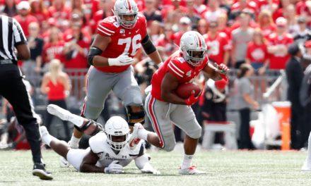 NFL Draft: Baltimore selects Ohio State RB J.K. Dobbins