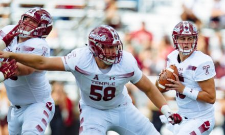 NFL Draft: Atlanta Falcons Selected Temple C Hennessy