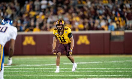 NFL Draft: Buccaneers Select Minnesota S Winfield Jr.