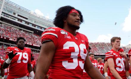 NFL Draft: Malik Harrison Goes to Ravens