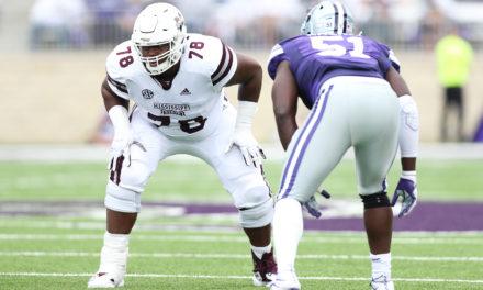 NFL Draft: Mississippi State OG Phillips Selected by Ravens