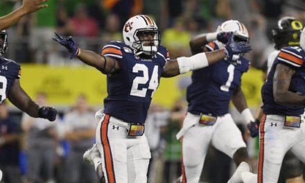 NFL Draft: Auburn S Thomas Heads to Duval