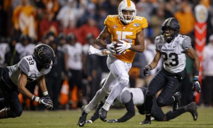 NFL Draft: Tennessee WR Jennings Selected by 49ers