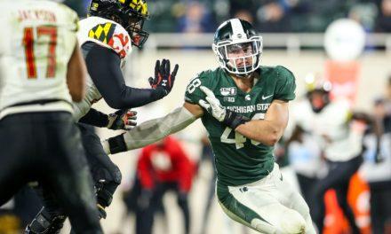 NFL Draft: Vikings Select Michigan State DE Kenny Willekes