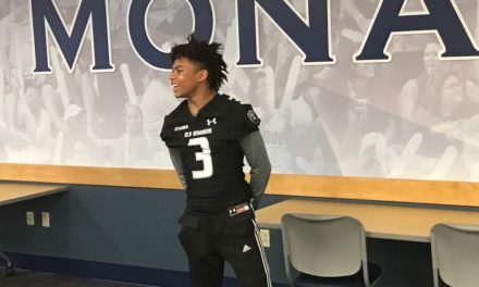 Chapman Adds to ODU's Crop of 2020 Commits