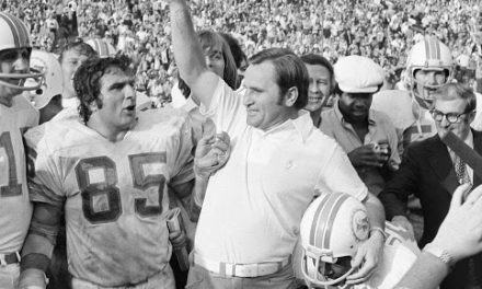 Remembering the Legendary Don Shula — Part III: The Perfect Season