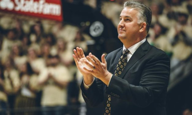 Purdue's Painter Speaks Candidly on Transfers, Future