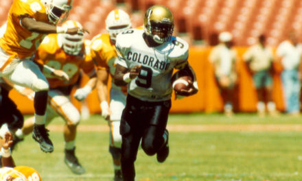 National Title Games That Never Were: 1990 — Colorado vs. Georgia Tech
