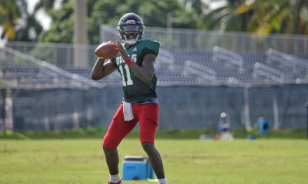 Posey Replaces Tronti, Leads FAU to 10-6 Victory