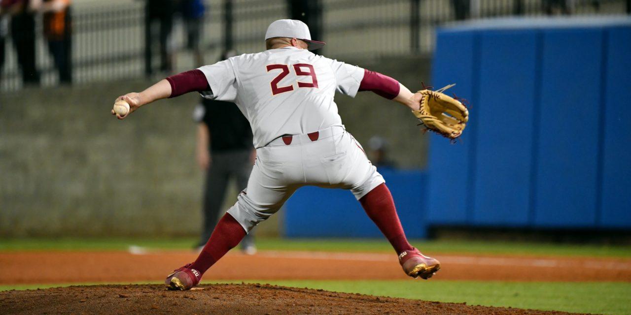 Three FSU Baseball Players Named Freshman All-Americans