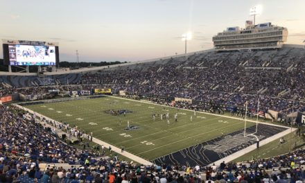 CFB Campus Tour: AAC Experience Part I