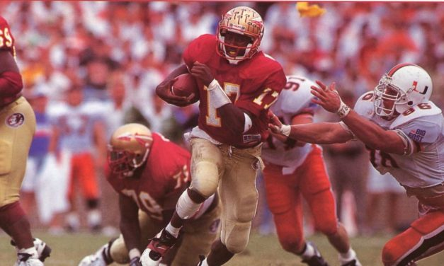 ACC's All-Time Football Team: Offense