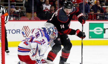 NHL East Qualifier Preview: New York Rangers vs. Carolina Hurricanes