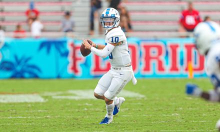 We Have Football: Middle Tennessee Preps to Open Season at Army