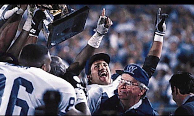 National Title Games That Never Were: 1991 — Miami vs. Washington