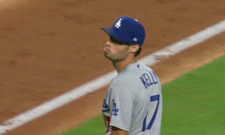 Column: Joe Kelly Wasn't a Dodgers Messenger