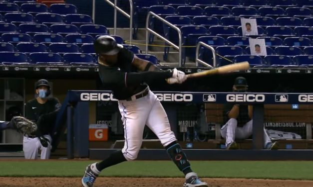 Miami Marlins Monday: Aug. 17, 2020 — Fish Suffer First Losing Week, Remain in First Place