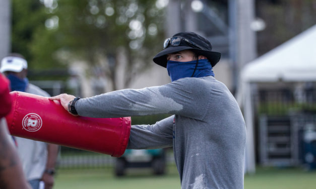 FAU Co-Offensive Coordinator Drew Mehringer Ready to Coach Next Group of Receivers