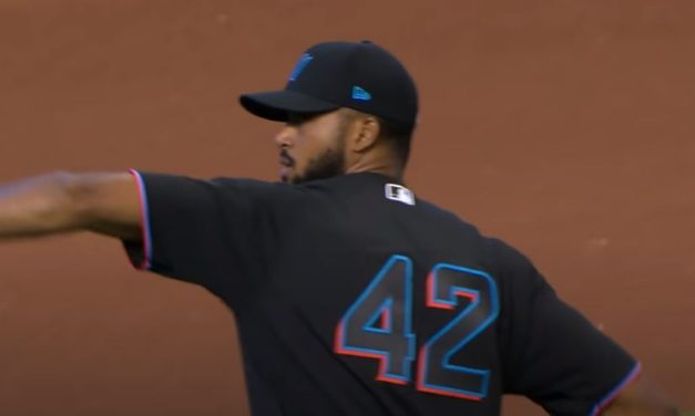 Miami Marlins Monday,  Aug. 31, 2020: Fish Fall Below .500 for First Time