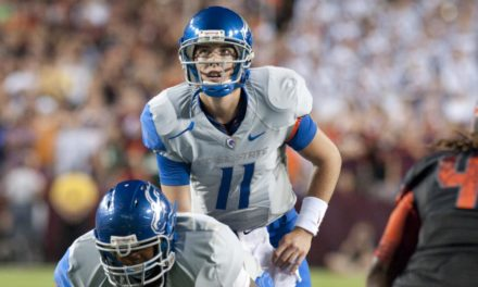 CFB Flashback: 10-Year Anniversary — Moore Rallies Boise State Past Virginia Tech in Labor Day Thriller