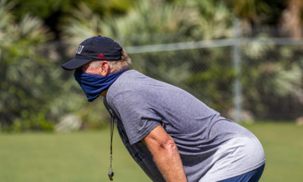 UTSA RB McCormick Presents Different Challenge for FAU