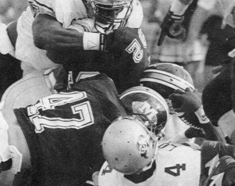 """CFB Flashback: 30-Year Anniversary — Colorado Scores Winning TD on """"Fifth Down"""" to Top Missouri"""