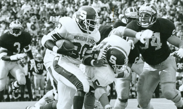 CFB Flashback: 30-Year Anniversary — Michigan State Holds Off No. 1 Michigan on Controversial No-Call