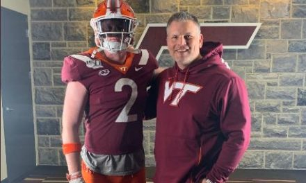 Q&A: Lining Up with Virginia Tech TE Commit Jared Gibble