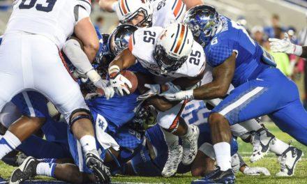 Remembering the Last Five: Kentucky vs. Auburn