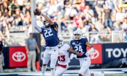 ODU Breakout CB Ford-Dement Living His Dream Playing Division I Ball