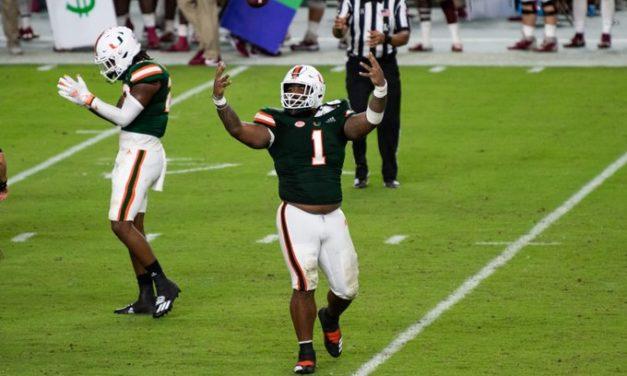 Florida Football Friday (Thursday Edition): Miami Faces Top-Ranked Alabama in Atlanta