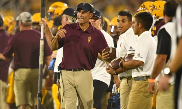 Arizona State's Recruiting Violations: What It Means for the Program and Pac-12