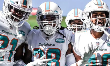 The Good, the Bad and the Dolphins: Week 5, 2020 — Dolphins Dominate 49ers, 43-17