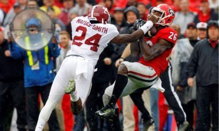 Remembering the Last Five: Georgia vs. Alabama