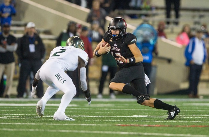 Behind Enemy Lines: Sidelines Tulsa Weighs in on South Florida Match-up