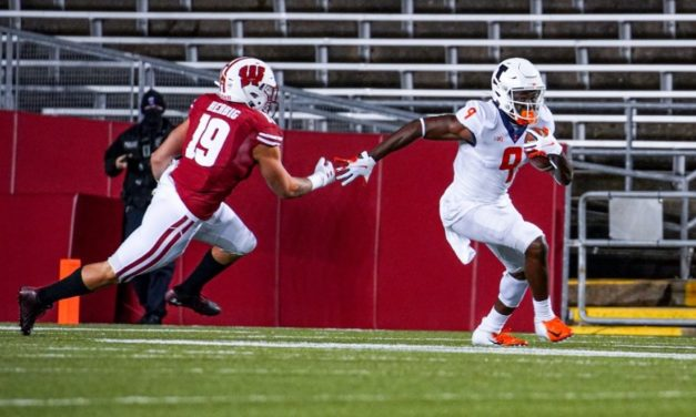 Illinois Blasted by Wisconsin in Opener: The Good and the Bad