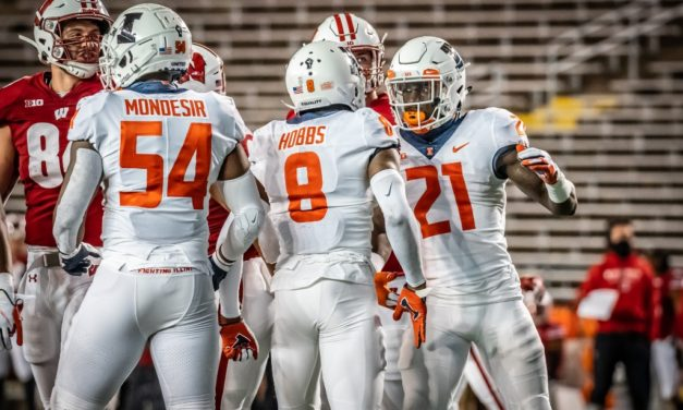 Preview: Illinois Looks to Bounce Back in Home Opener vs. Purdue