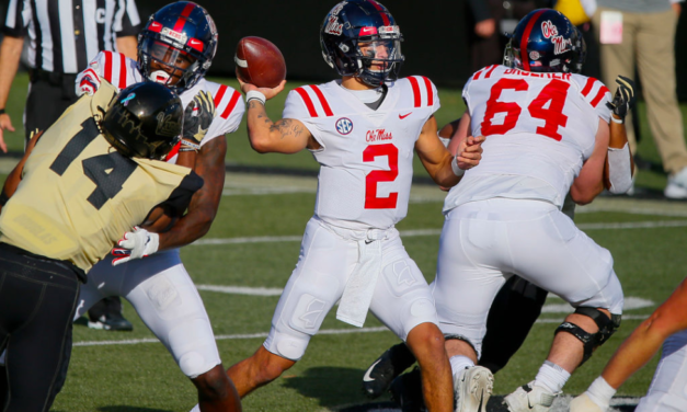 Buying Stock: SEC West QBs Edition