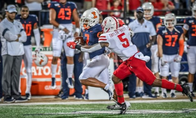 Preview: Illinois Looks to Keep it Rolling Against Nebraska