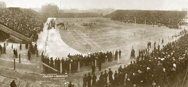CFB Flashback: 115-Year Anniversary — Chicago Snaps Michigan's 56-Game Unbeaten Streak, 2-0