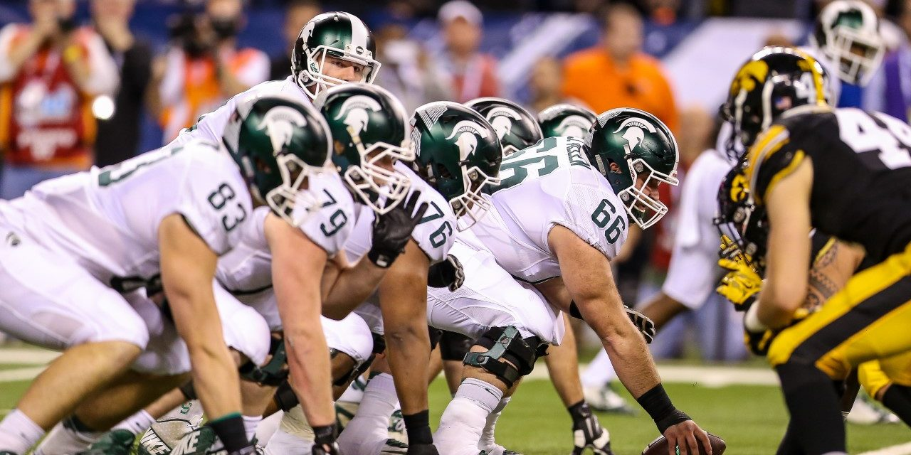 CFB Flashback: 5-Year Anniversary — Michigan State Scores Late to Top Undefeated Iowa in Big Ten Championship