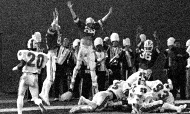 CFB Flashback: 40-Year Anniversary — BYU Completes Incredible Holiday Bowl Comeback with Hail Mary to Top SMU